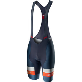 Castelli Competizione Bib Shorts Heren, dark steel blue